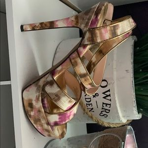 Jessica Simpson heels - box not included